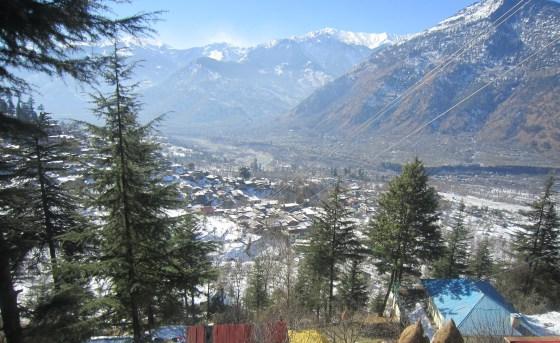 Beautiful Naggar Valley