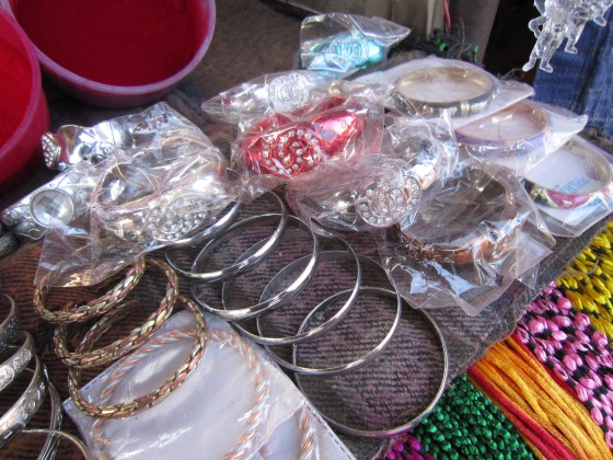 Flea Market in Nepal